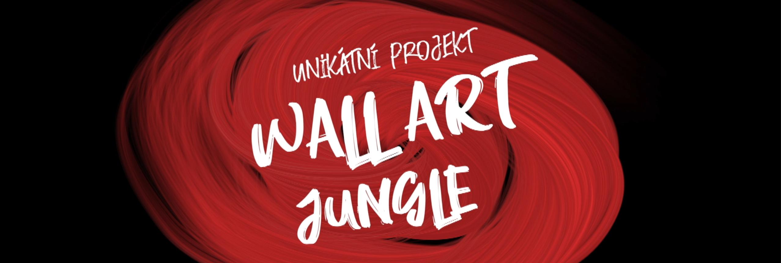 WALL ART JUNGLE