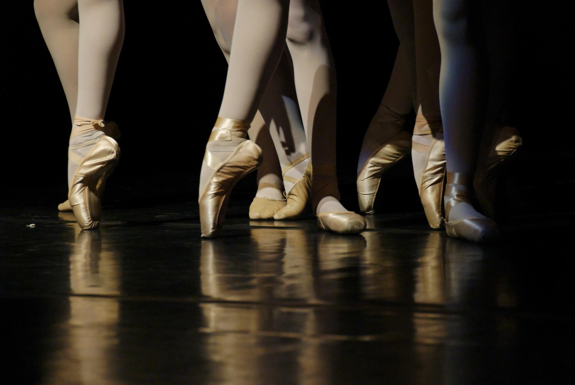 Vítání občánků s tanečním oborem